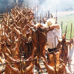 La Festa do Carneiro o Espeto® en Festur