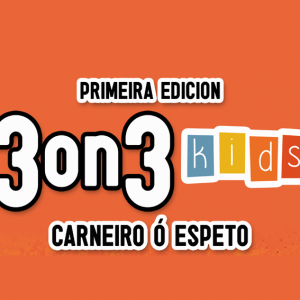 "Torneo Basket 3on3 Carneiro o Espeto ""Kids"""