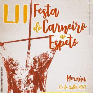 Programación de la LII Festa do Carneiro ao Espeto®